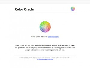 Color Oracle