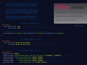 CSS3 Please!