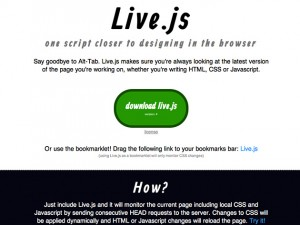 Live.js