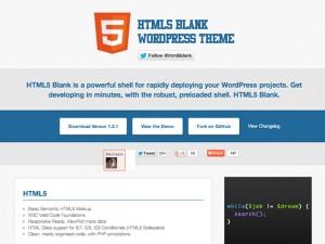 HTML5 Blank