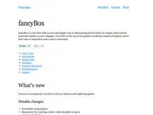 FancyBox 2