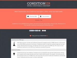 Conditionizr