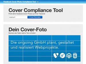 Cover Compliance Tool