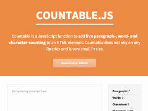 Countable.js