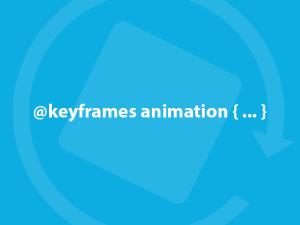 CSS3 Keyframes Animation Generator