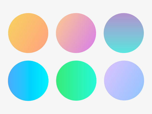 web-gradients